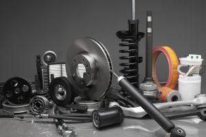 Car metal parts