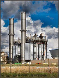 Image power plant Rijnmond