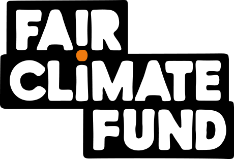 Carbon footprint 2019 Fair Climate fund logo
