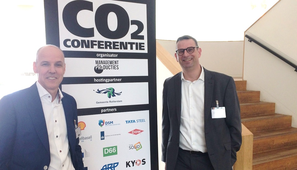 Tom and Richard gave a workshop at the CO2 Conference 2019
