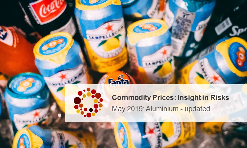 Commodity Pries: insight in risks - May 2019 Alumnium updated