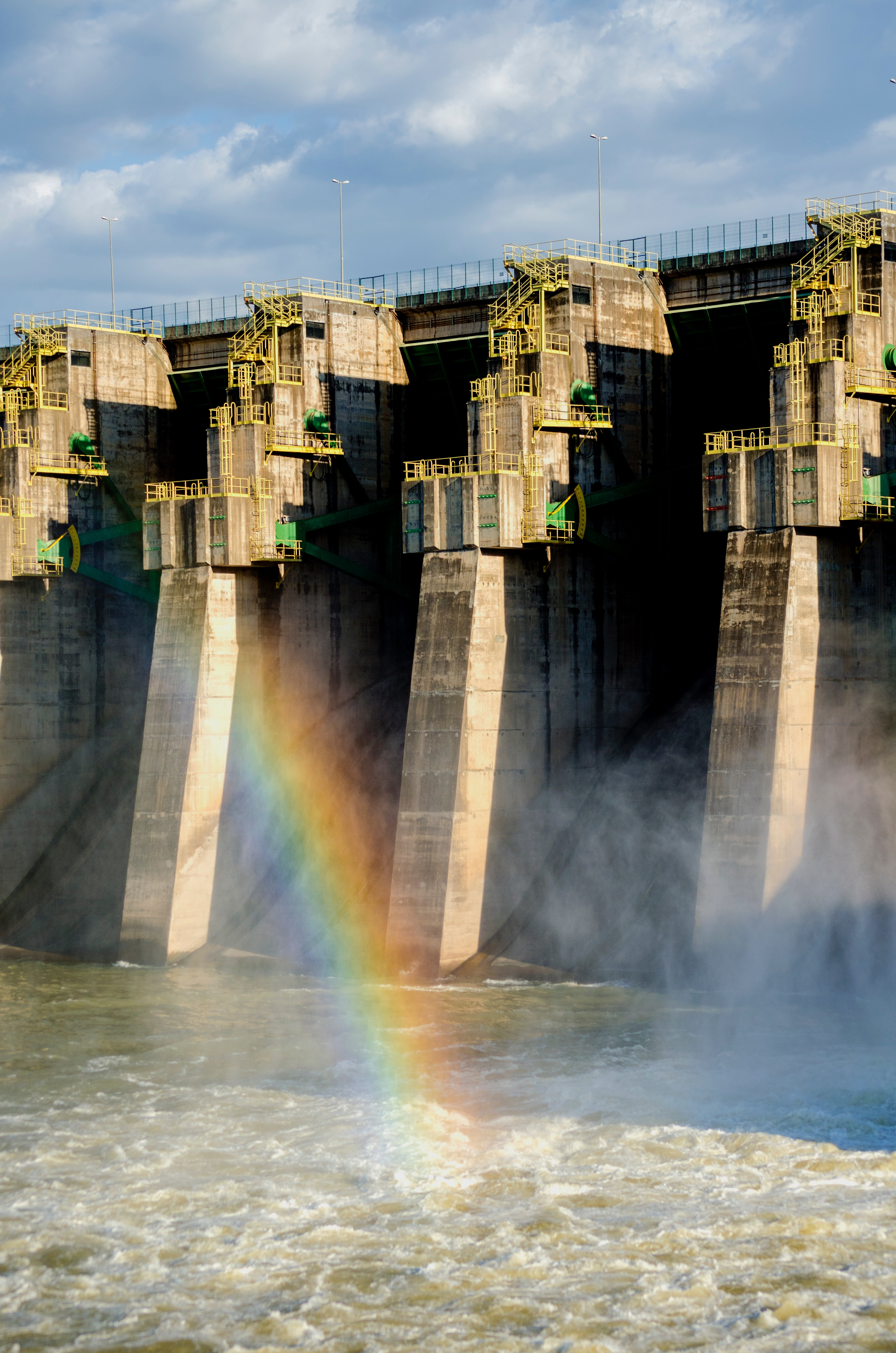 Energy storage: Pump hydro