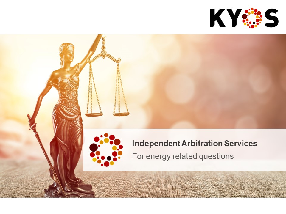 independent arbitration services