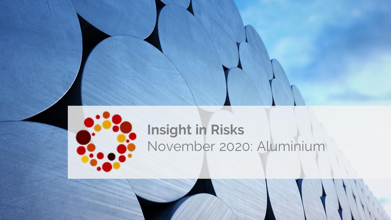 kyos insight in risks aluminium november 2020