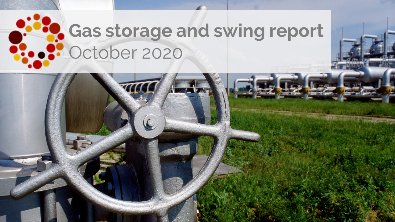 gas storage and swing report october 2020