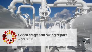 gas storage and swing report april 2021