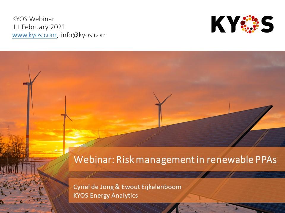 risk management in renewable ppas webinar
