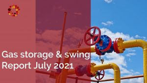 KYOS gas storage and swing report