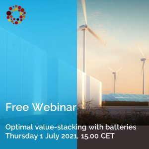 Webinar optimal value-stacking with batteries 1 July 2021