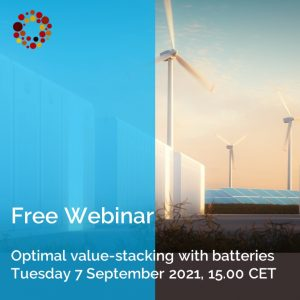 free webinar optimal value-stacking with batteries